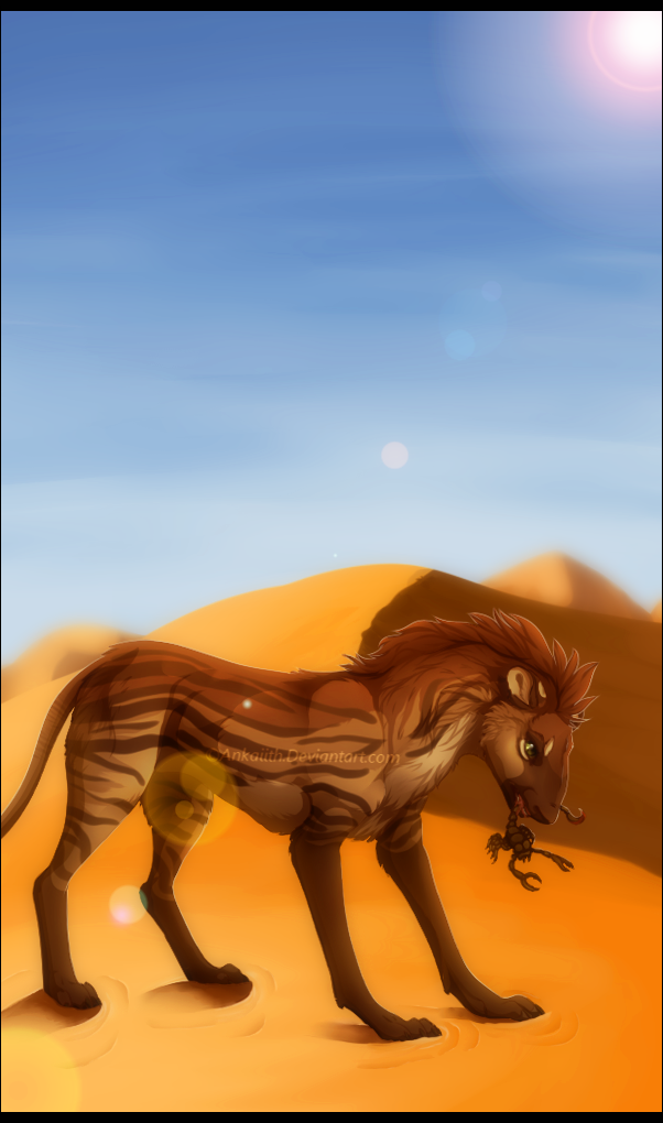 Scorpion Hunter by Ankaiith