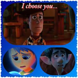 Pixar- I choose you...
