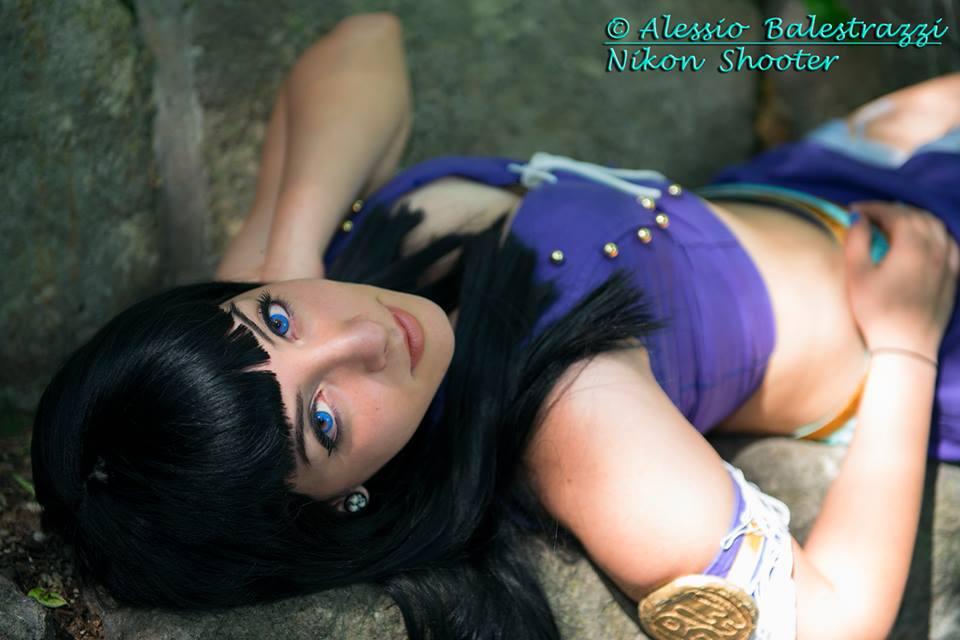 Nico Robin Alabasta by NicoRobin93