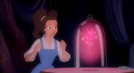 Aquata as Belle by Lonewolf-Sparrowhawk