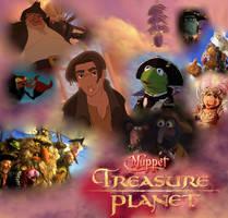 Muppet Treasure Planet by Lonewolf-Sparrowhawk