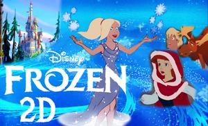 Frozen 2D