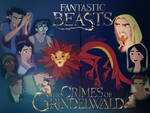 Crimes of Grindelwald (rosesandgrapes) by Lonewolf-Sparrowhawk