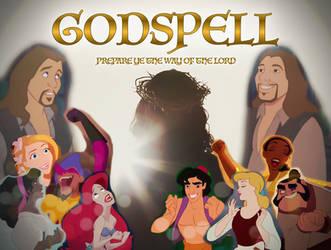 Disney's ''Godspell'' (WanderSong) by Lonewolf-Sparrowhawk