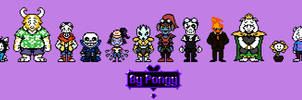 [Pongyswap] Cast overworld sprites by P0ngy
