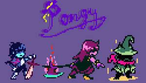 [Deltarune] Fun Gang