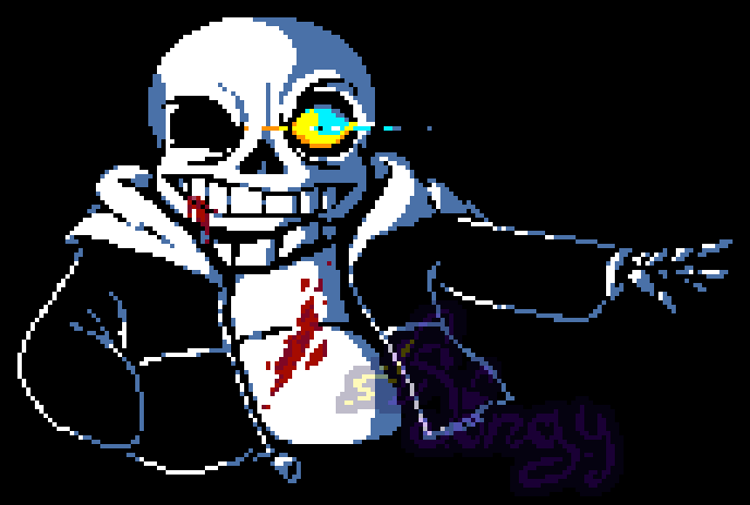 [Undertale: Hard Mode - Wonderful Idea] Sans