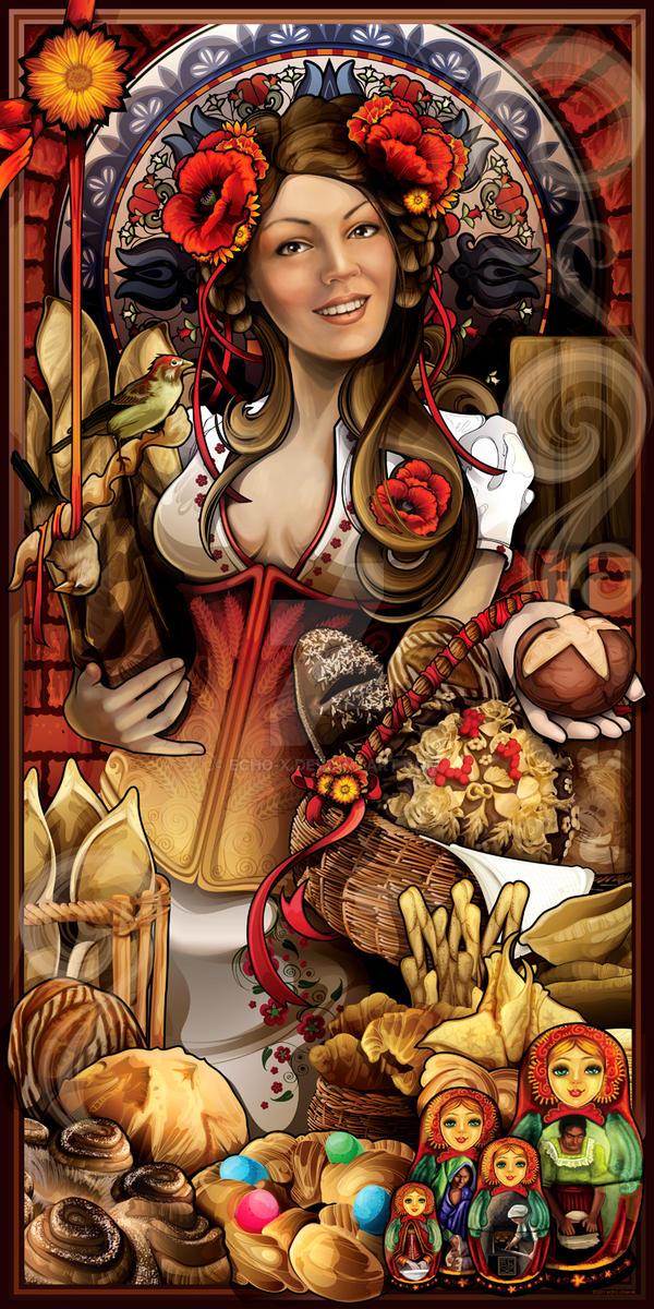 Goddess of Bread