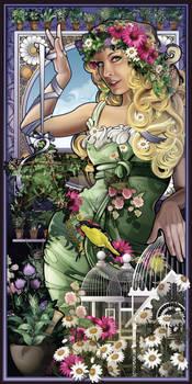 Goddess of Herbs
