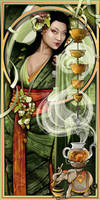Goddess of Tea