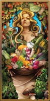 Goddess of Vegetable