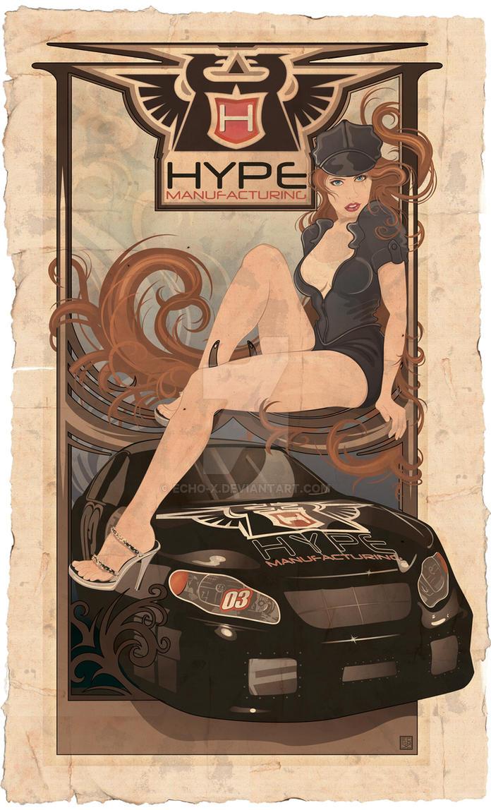 Hype 2 by echo-x