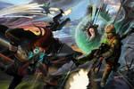 Shadowrun - War