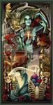 Bridgette Yarn Zombie by echo-x