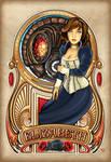 Art Nouveau Elizabeth