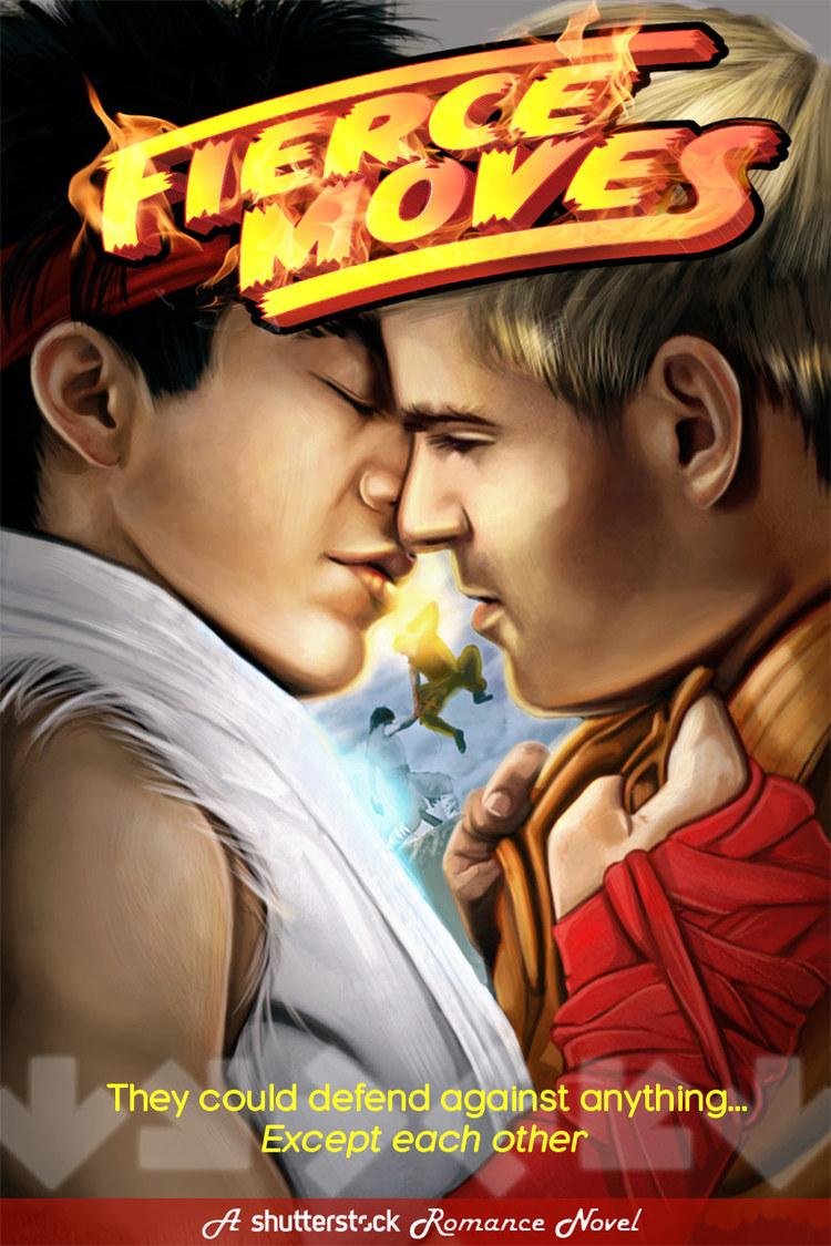 Street Fighter Romance by echo-x