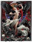 Raven Queen by Echo Chernik by echo-x