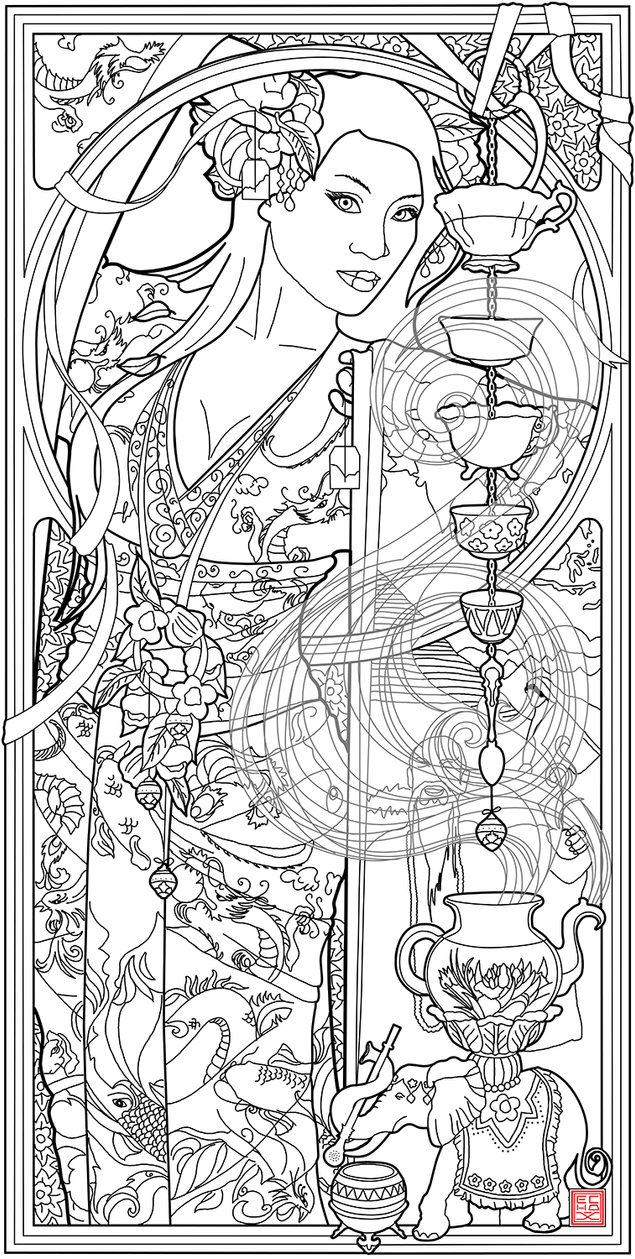 Image Result For Summery Coloring Pages