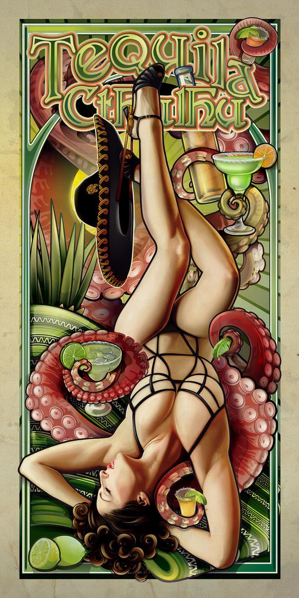 Tequila Cthulhu