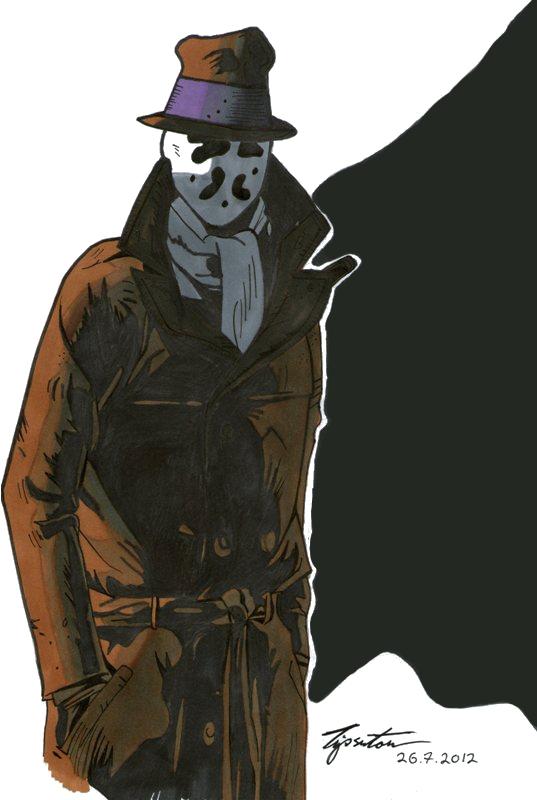 Rorschach - The final version by Tipsutora