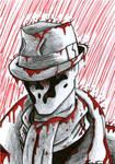 Rorschach - Blooder rain