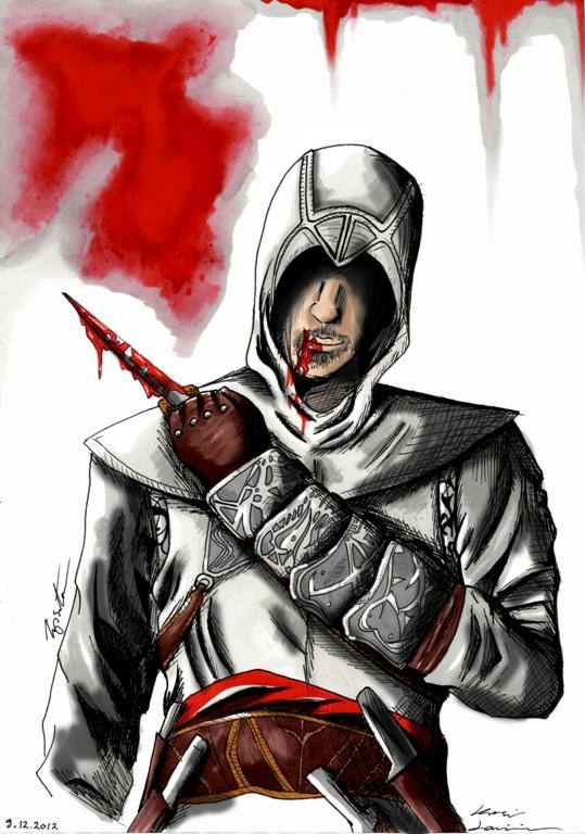 Assassins Creed Altair Gift By Tipsutora On Deviantart
