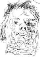 A Disdainful Face by ergman