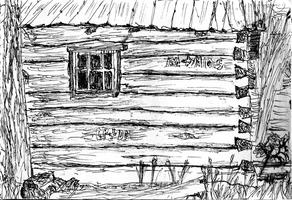 Ranger Cabin by ergman