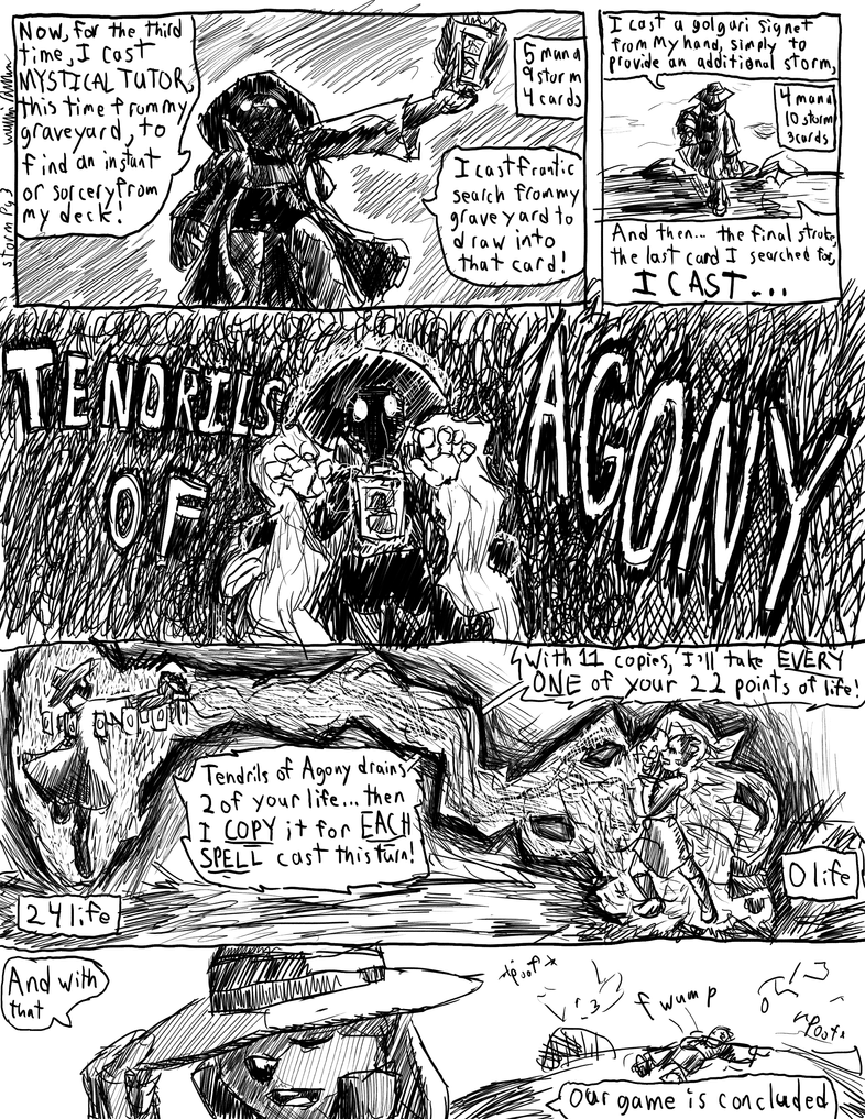 Storm Comic, pg. 3 by White-Curtains