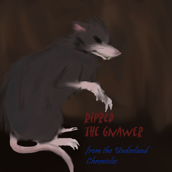 Ripred the Gnawer by Storm-Wolf48 on DeviantArt