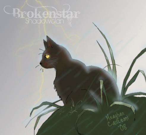 Brokenstar   Warrior Cat Wiki   FANDOM powered by Wikia