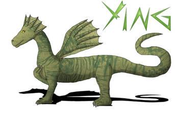 WoF: Dragon Profiles: Ying by Rainbowgal