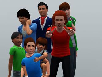 Thomas and Friends Gajinka by Rainbowgal