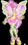 Roxy Tynix 2D (HimoMangaArtist Version)