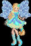 Daphne Butterflix 2D