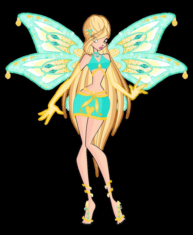 Daphne Enchantix By Winx Rainbow Love On DeviantArt