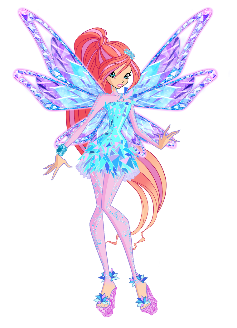 Bloom Tynix 2D By Winx Rainbow Love On DeviantArt