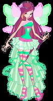 Roxy Harmonix by Winx-Rainbow-Love