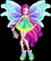 Roxy Mythix 2D by Winx-Rainbow-Love