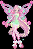 Roxy Tynix 2D (WINGS UPDATED) by Winx-Rainbow-Love
