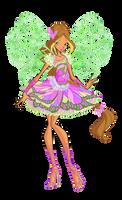 Official Flora Butterflix 2D
