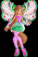 Flora Cosmix by Winx-Rainbow-Love