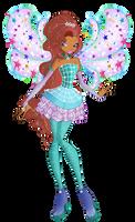 Aisha Cosmix Series Style by Winx-Rainbow-Love