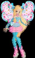 Daphne Cosmix Series Style by Winx-Rainbow-Love