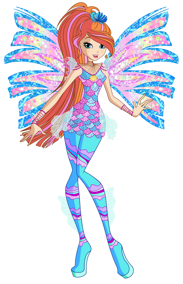 bloom sirenix by winx rainbow on deviantart