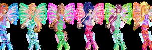Winx Sirenix Season 8 Normal Style