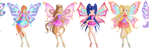 Winx Season 8 Enchantix