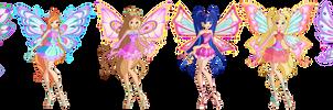 Winx Season 8 Enchantix