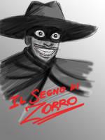 Il Segno Di Zorro by Fierymonk