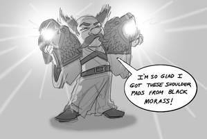 Black Morass by Fierymonk